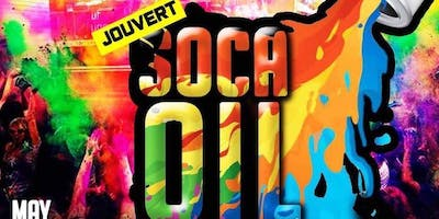 2019 Jouvert with Vibez and Vision (Outa Orda Jouvert)
