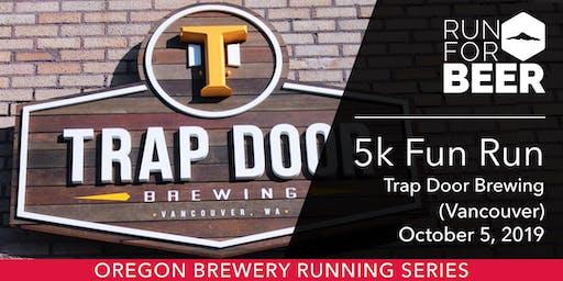 Trap Door Brewing 5k Fun Run