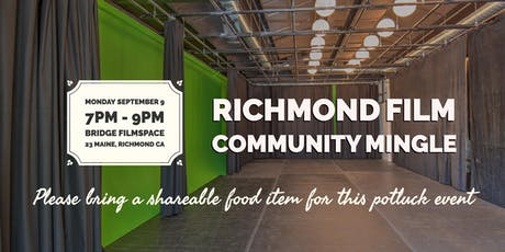 Richmond Film Community Mingle  tickets