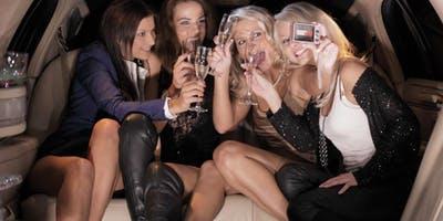 Bachelorette Party Package(limo pickup, open bar, vip entry)