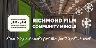 Richmond Film Community Mingle (Holiday Edition)