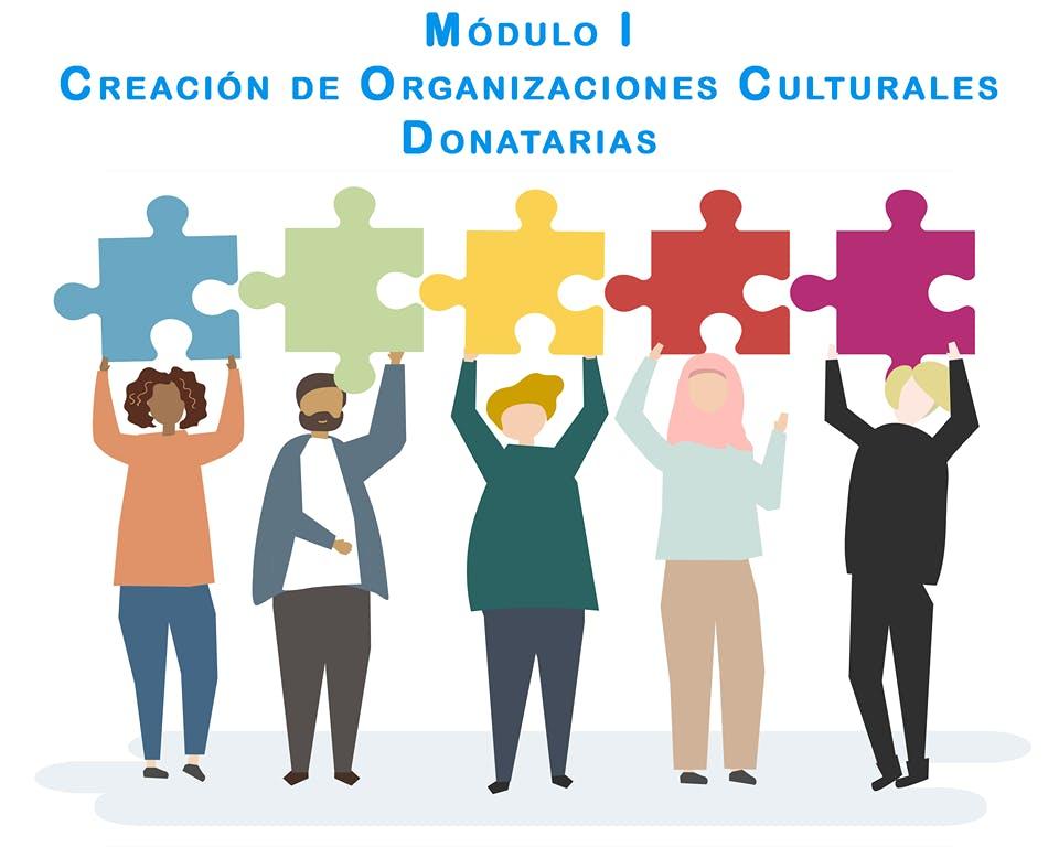 TALLER: Creación de Organizaciones Culturales