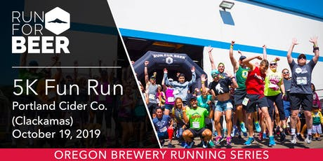Portland Cider Co. 5k Fun Run tickets