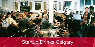 Startup Drinks Calgary