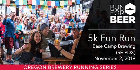 Base Camp Brewing 5k Fun Run tickets