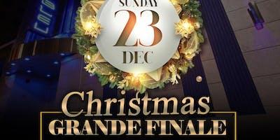 CHRISTMAS GRANDE FINALE | SUNDAY DEC 23RD
