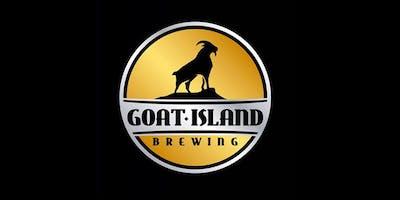 Fairhope Super Bowl Goat Island Beer & Wine Dinner
