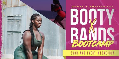 GFWBF x BreFit Wiley Booty x Bands Bootcamp tickets
