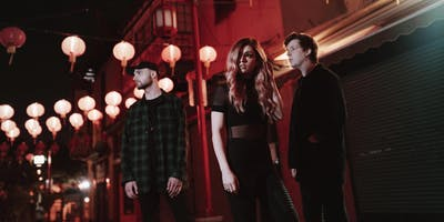 Against the Current -  PAST LIVES WORLD TOUR 2019