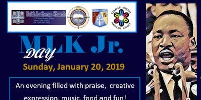 Second Annual Inter-Faith Alliance MLK Jr. Event