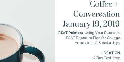 PSAT Pointers: Using Your Student's PSAT Report to Plan for College Admissions & Scholarships