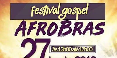 Festival Gospel Afro bras