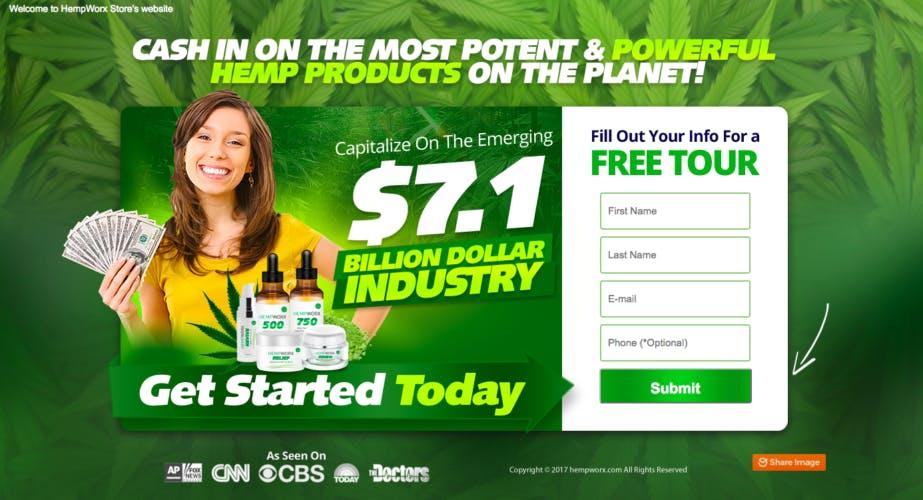 Make Money NOW with CBD/HEMP - Minneapolis, MN