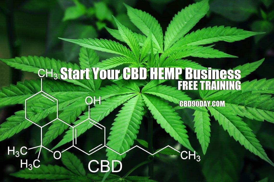 Free Training on How to Start Your CBD HEMP Business - Minneapolis, MN