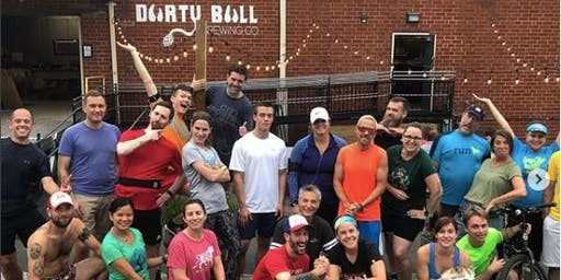 Bull City Beer Runners Tuesday Night Run
