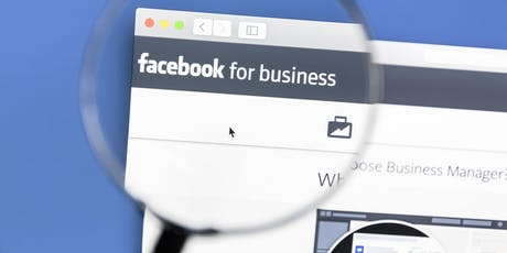 Facebook your Business: Everything you need to get started tickets