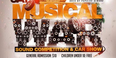 Musical War Sound Competition / Car Show - Mar 23rd
