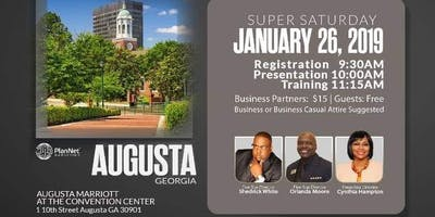 AUGUSTA Super Saturday:  Be a Travel Agent (no experience necessary)