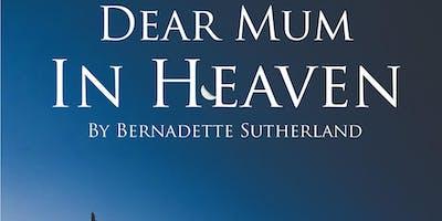 Bernadette Sutherland Author Talk