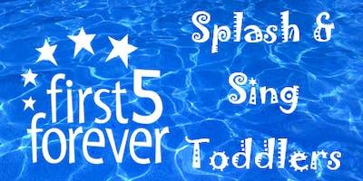 first5forever Splash & Sing Toddlers | Tobruk Memorial Pool