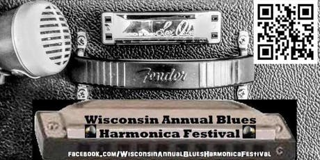 Wisconsin Annual Blues Harmonica Festival 2019! tickets
