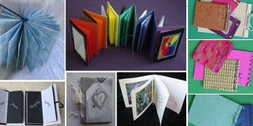 Making Artist Books (Stitched Books)