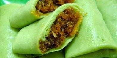 Indonesian Food Workshop - Dadar Gulung (Hands-On)
