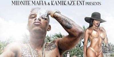 MIDNITE MAFIA & KAMIKAZE ENT PRESENTS: RICHBOY in concert