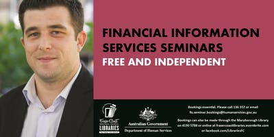 Understanding Retirement Income Streams - Maryborough Library