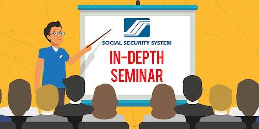 SSS In-Depth Information Seminar
