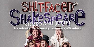 """Sh!t-faced Shakespeare presents: """"Romeo & Juliet"""" @ The North Door @ The North Door"""