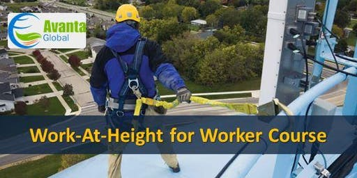 Work-At-Height for Worker Course