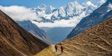 Camp de base Lyon - Népal billets