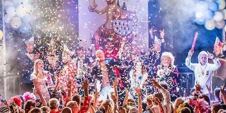 11.11.2019 Kult-Benefiz Karnevalsparty  Tickets