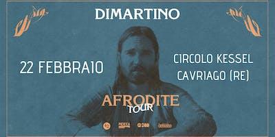 Dimartino live | Circolo Kessel - Cavriago (RE) 22 Febbraio