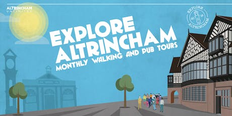 'Explore Altrincham' Walking Tour tickets