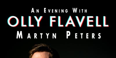 An Evening With Olly Flavell + Support from Martyn