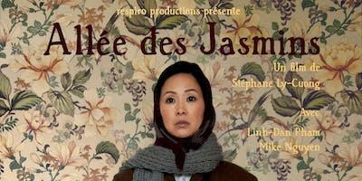 """Ciné-première \""""Allée des Jasmins\"""""""
