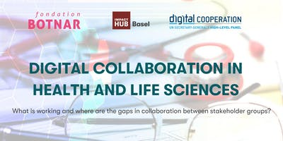 Digital Collaboration in Health and Life Sciences