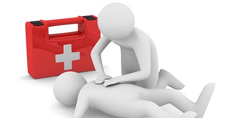 Emergency First Aid at Work Course October 2019 tickets