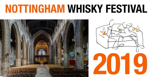 Nottingham Whisky Festival 2019