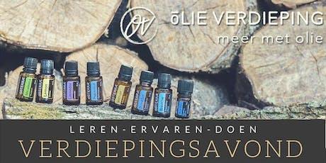Olieverdiepingsavond Apeldoorn 17 oktober 2019 tickets