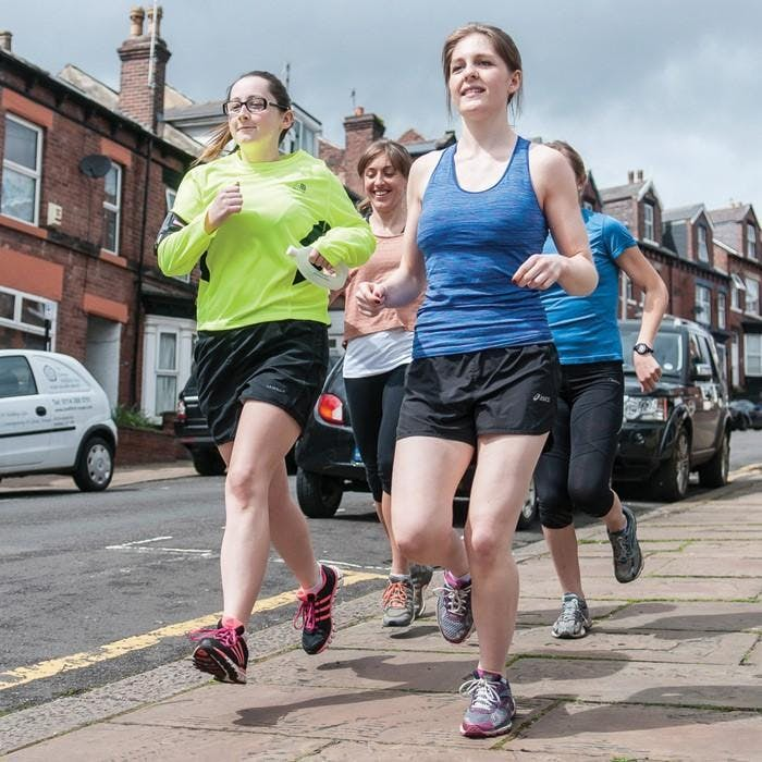 Beginners 'Couch to Run for 15 minutes' Dayt