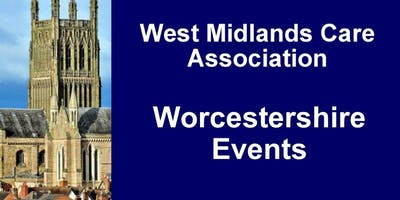 Worcestershire Providers and Care Homes Excellence Partnership Meeting