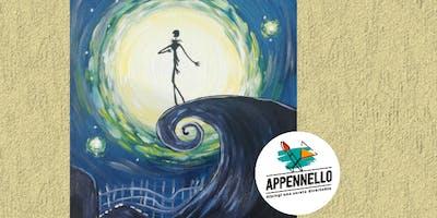 Nightmare before Christmas: aperitivo Appennello a Senigallia