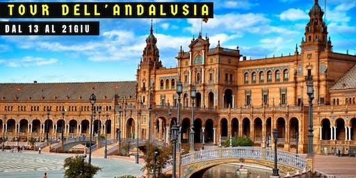 GRAN TOUR ANDALUSIA GILBITERRA E BARCELLONA