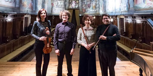 MÜHLENKONZERT IV - THE ASSISI FLUTE - ENSEMBLE HELIANTHUS  22. SEPTEMBER 2019, 19:30 UHR