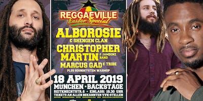 Reggaeville Easter Special in München 2019