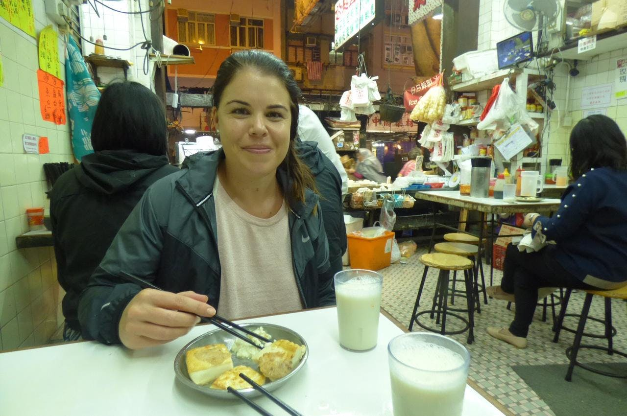Hong Kong Greeters Private Food Tour