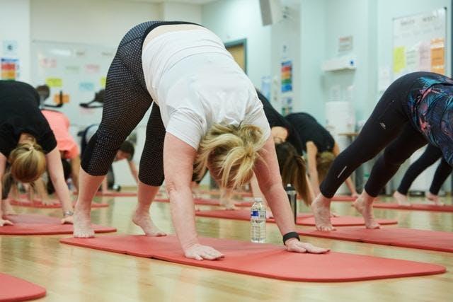 Yoga - New Vic